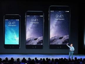 Overzicht iphones